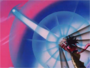 Goku Uses the 10x Kamehameha to Kill Baby