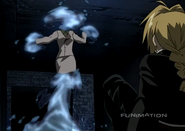 Edward Elric Encounters Sloth in Liore