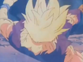 Ssj gohan hits the ground 2