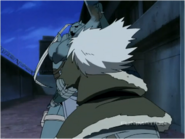 Alphonse While Fighting Barry the Butcher 3