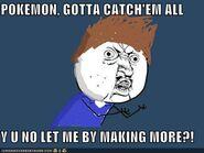 Y U NO Pokemon 2
