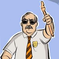 Flute cop