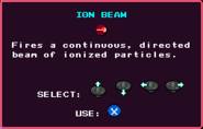 Ion Beam Pickup