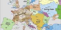 Carolingian Holy Roman Empire