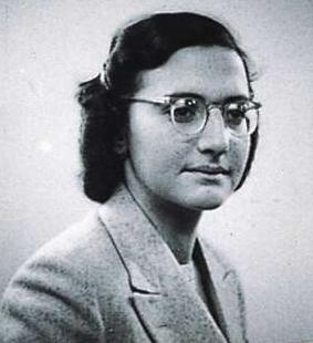 Margot Frank,May 1942