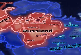 Invasion of Russia 2012