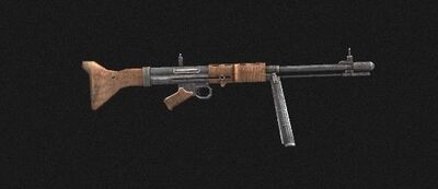 FG 42 Rifle