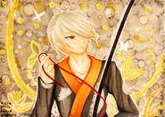 Nagamitsu original form by emina sakura 17-d6kyapz