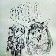 Mira&Ibaraki Comic