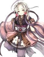 Princess Konohanasakuya Art