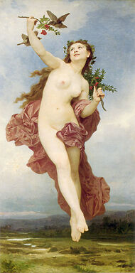 296px-William-Adolphe Bouguereau (1825-1905) - Day (1881)