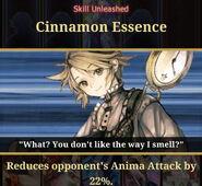Cinnamon Skill