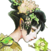 Fleur Kitano Button