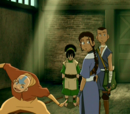 Return of Team Avatar