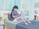Sakaki in Her Room