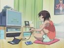 Kagura Playing Video Games