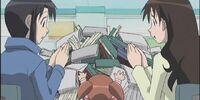 Azumanga Daioh Episode 03