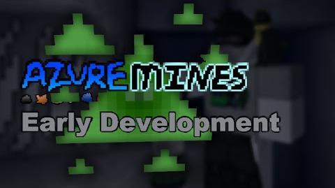 ROBLOX - Azure Mines - Iluminunium Ore!
