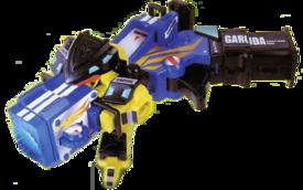 Mach Garuda