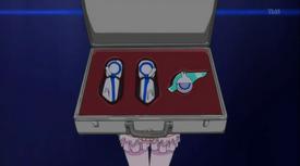 Kakeru's Gear