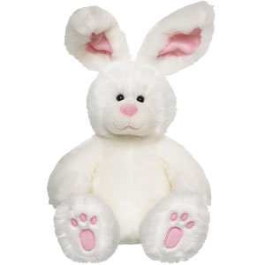 Springtime fun bunny