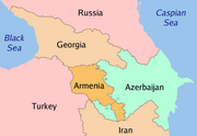 Caucasus countries