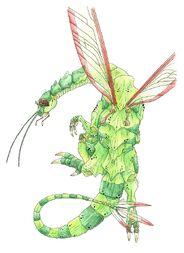 Anakadian Dragonfly