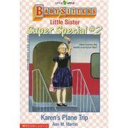 Karen's Plane Trip