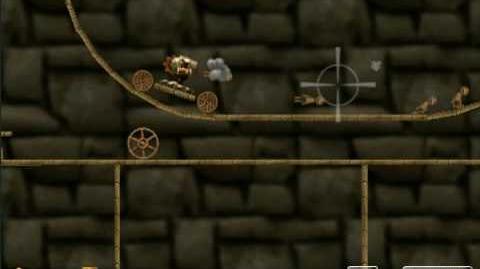 Ragdoll Blaster 2 - Gameplay
