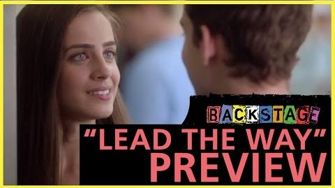 """Backstage - """"Lead The Way"""" Preview"""