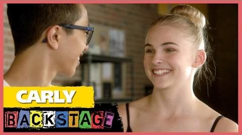 Meet Carly from Backstage