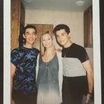 Matthew, Aviva and Josh