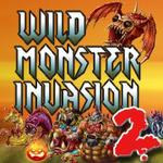 Wild Monster Invasion 2 Square