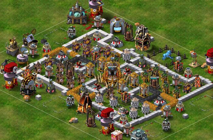 My super yard