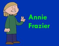 Annie Frazier (Blue bkg)