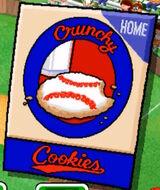 Crunchy Cookies