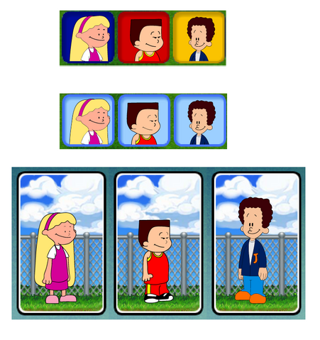 File:Samantha, Arthur, and Joey in Backyard Sports 2004.png