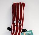 Shaky Bacon Plush Toy