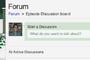 Forum-Erweiterung