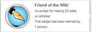 Friend of the Wiki (earned hover)