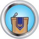 Fichier:Public Speaker-icon.png
