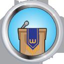 Bestand:Public Speaker-icon.png