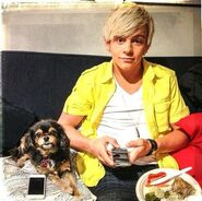 Best Friend's Brother/Ross Lynch