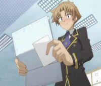 2-F aki love letter2