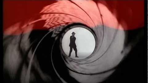James Bond 007 - Dr No opening credits