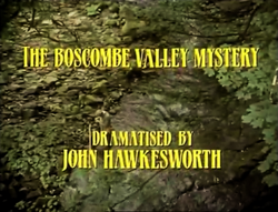SHG title card The Boscombe Valley Mystery