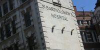 St Bartholomew's Hospital