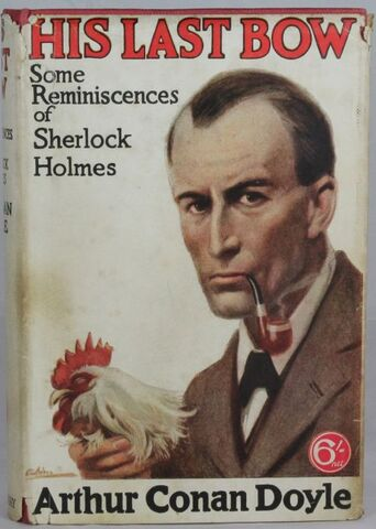 File:His last bow book cover.jpg