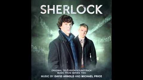 BBC - Sherlock Series 2 Original Television Soundtrack - Track 18 - Blood on the Pavement