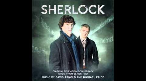 BBC - Sherlock Series 2 Original Television Soundtrack - Track 18 - Blood on the Pavement